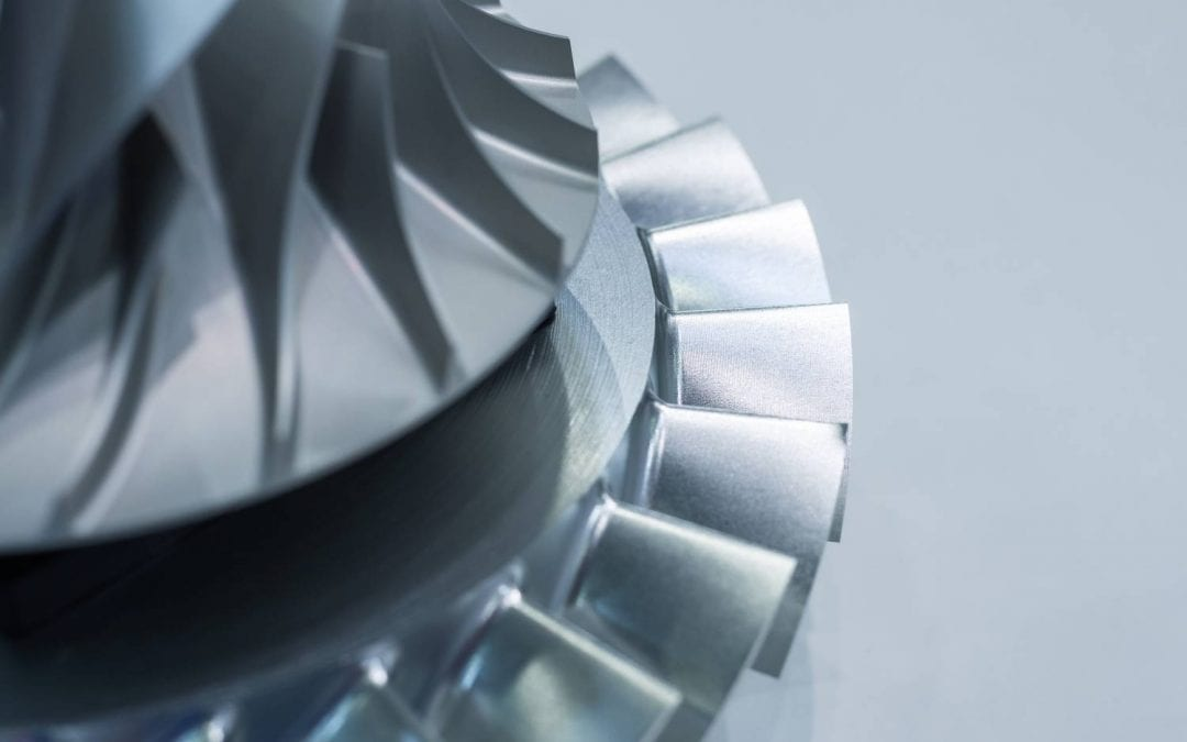 high-end gas turbine analysis services - rotordynamics